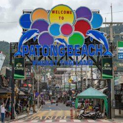 Patong Beach, Phuket, Thailand, Pillingers Adventures