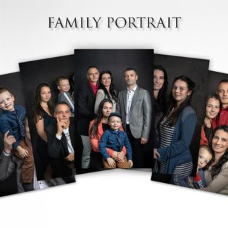 Family Portraits by Pillinger Works